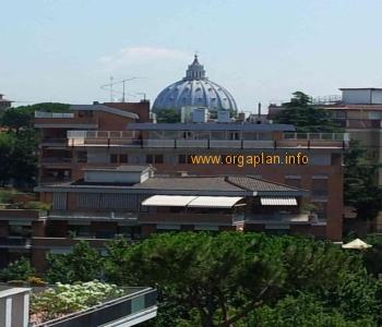Luxury apartment in Rome